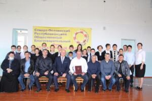 23 октября в с. Ставд-дурт прошла акция-диалог на тему «Нет наркотикам; Молодёжь Осетии за ЗОЖ».
